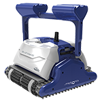 Blue Maxi 65 - Dolphin Pool Cleaner by Maytronics