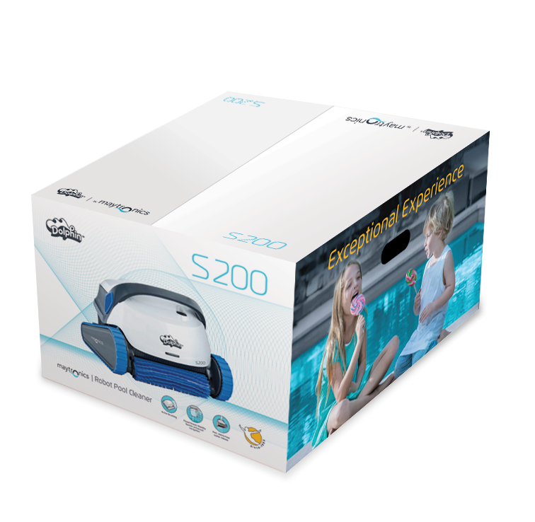 Dolphin Pool Cleaner S Series