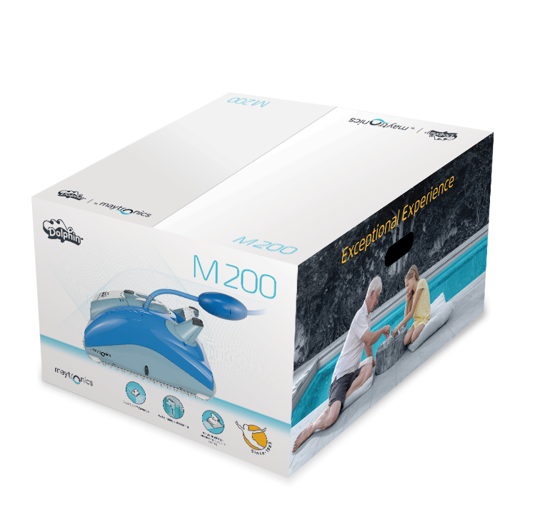 Dolphin Pool Cleaner M Series