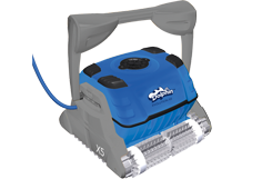 Evolution X5 - Dolphin Pool Cleaner by Maytronics