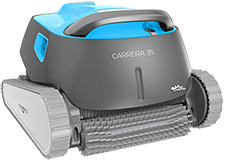 Carrera 35 - Dolphin Pool Cleaner by Maytronics