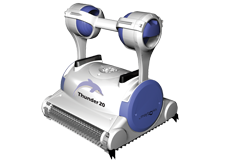 Thunder 20 - Dolphin Pool Cleaner by Maytronics